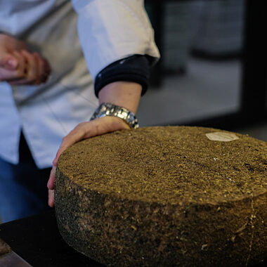 HOW CHEESE REFINERS VAN TRICHT AGE CHEESE TO PERFECTION