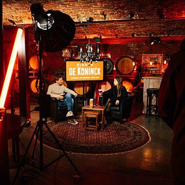Brewer's cave wordt digitale evenementenlocatie